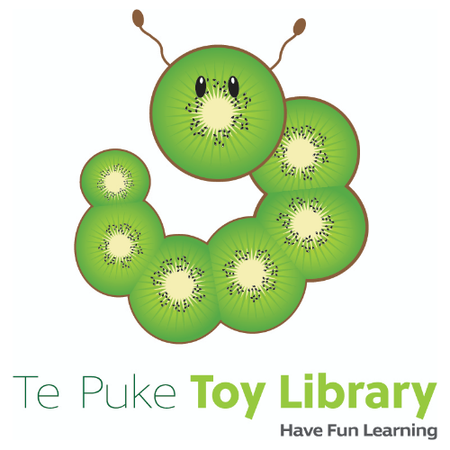 Te Puke Toy Library Logo
