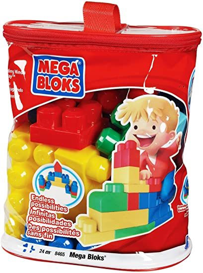 Mega Blocks Maxi System