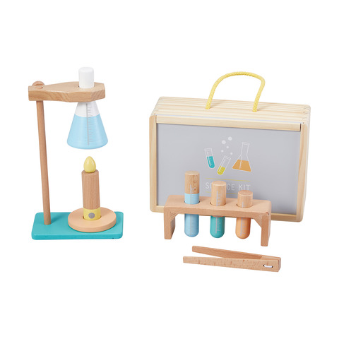 Wooden Science Kit